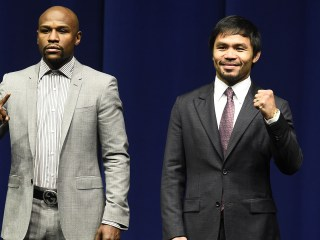 Mayweather versus Pacquiao: How Much Money Is at Stake?
