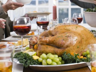 Thanksgiving Leftovers? Remember the Two-Hour Rule