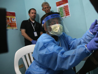 What's Out There to Treat Ebola?