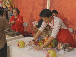 Vietnamese Rice Cakes Mark Lunar New Year, Teach Traditions