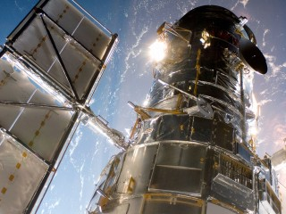 How Hubble Began New Chapter in Space Exploration
