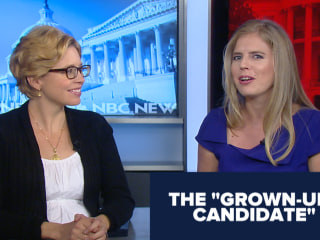 Who Is The 'Grown-Up' 2016 Candidate: Today on @MTP