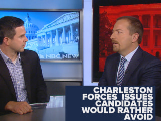 Charleston Shooting Will Lead to Tough Questions for Candidates: Today on @MTP