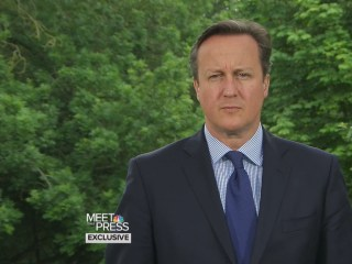 UK Prime Minister David Cameron: Iran Deal 'So Much Better Than The Alternative'