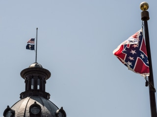 People Express Outrage Over Confederate Flag