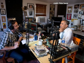Hear People React to Obama's Podcast Interview on Racism in the U.S.