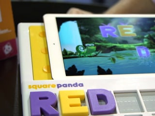 High-Tech Toy Helps Preschool Kids Learn New Words