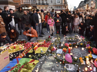 Brussels Attacks Inspire Show of Solidarity
