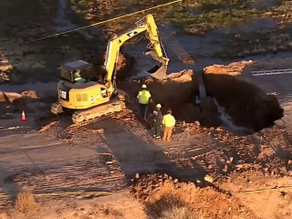 Body Recovered From Arizona Sinkhole