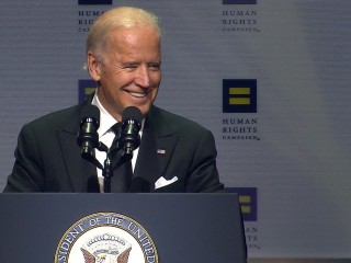 Biden on Marriage Equality: Majority of America Agreed With Me on 'MTP' in 2012