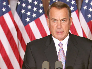 Boehner on Obama's Immigration Action: 'He is Damaging the Presidency'