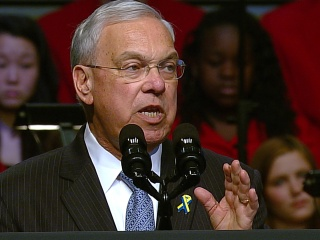 Menino: 'You Are Strong At This Broken Place'