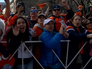 City Celebrates Super Bowl Champion Denver Broncos
