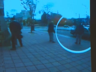 Video Shows Canadian Gunman Just Before Shooting