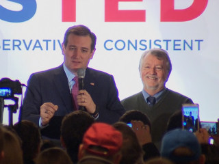 Watch Ted Cruz' Full Speech After Strong Showing in N.H.
