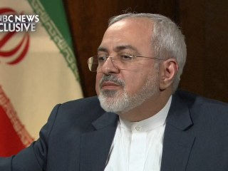 Iran's Foreign Minister Mohammad Javad Zarif Discusses Nuclear Talks