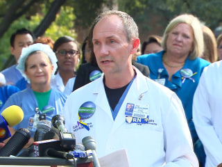 Texas Hospital Presbyterian Nurse: 'Our Hospital Is Safe'