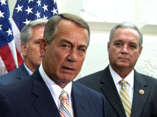 Boehner: Impeachment Talk Nothing But White House 'Scam'
