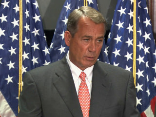 Boehner Repeatedly Pushes Obama for ISIS Strategy