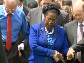Members of Congress Hold Prayer After S.C. Mass Shooting
