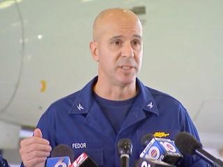 Coast Guard: Cargo Ship Sank, Search Ongoing for Survivors