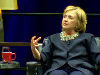 Clinton Not 'Second Guessing' Bergdahl Decision