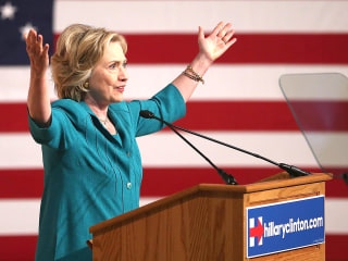 Hillary Clinton Makes Her Case Against Cuban Embargo
