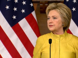 Clinton Lays Out Plan to Defeat ISIS, Takes Swipes at Trump, Cruz