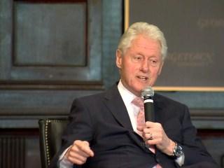 Bill Clinton: 'Minor Miracle' Pakistan's Fissile Stock Hasn't Been Stolen