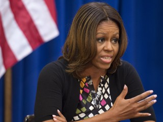 First Lady: Missing Nigerian Girls a Reminder of Women's Struggles