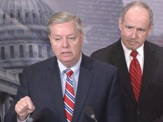 Graham Says Debate on Iran Coming in the Senate