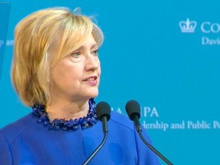 Hillary Clinton: What We've Seen in Baltimore 'Does Tear At Our Soul'