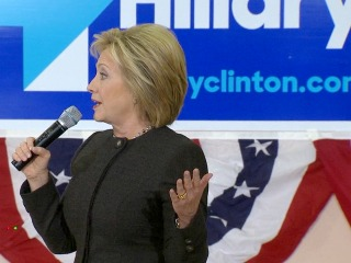 Clinton Addresses Whether She Should Just Skip New Hampshire
