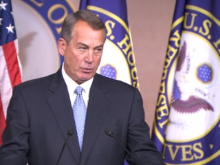 Boehner Warns Obama: Don't 'Play With Matches' and Get Burned on Immigration