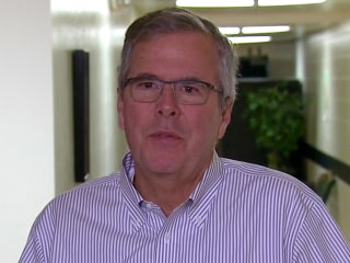 Slip of the Tongue? Jeb Bush May Have Accidentally Dropped Big 2016 News