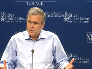 Jeb Bush Points Out He Is Different Than Brother, Says Siblings Make Own Mistakes