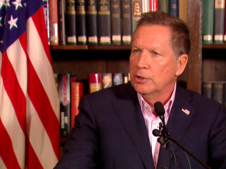 Kasich Critical of Obama's Response to Brussels Attacks