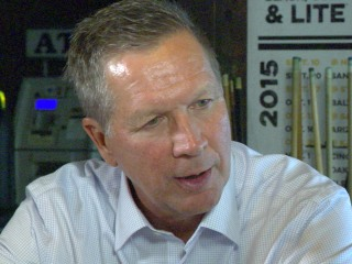 After Oregon Shooting, Kasich Opposes 'Stripping' Guns