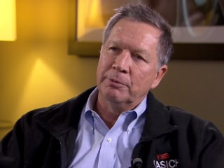 Kasich in N.H.: 'If I Get Smoked Here It's Over'