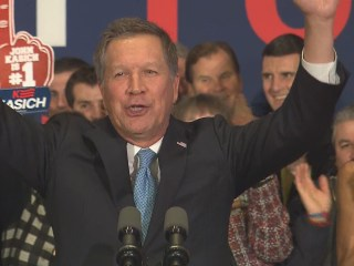 Kasich in N.H.: 'There's Magic in the Air With This Campaign'