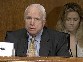 'We Should All Be Ashamed' of VA Allegations: McCain