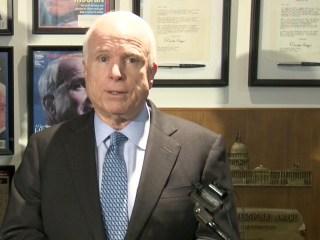McCain: Obama Should Fire Shinseki If He Won't Step Down