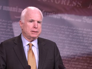 McCain: Yemen Conflict Shows America's Allies 'No Longer Trust Us'