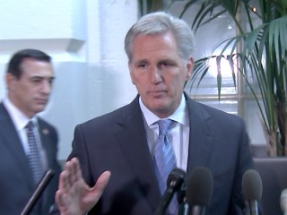 Kevin McCarthy Says Paul Ryan Weighing Speaker Run