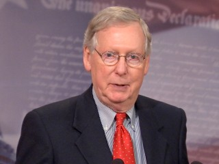McConnell Declares 'Dysfunction' Is a Thing of the Past in Senate
