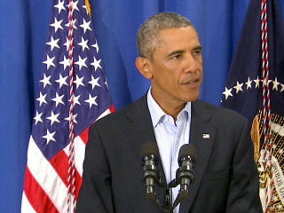 Obama: Killing of James Foley 'Shocks the Conscience' of the World