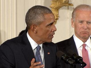 Obama Details Executive Action Plan on Gun Control