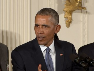 Obama Delivers Message to Critics of Background Checks on Guns