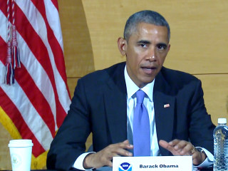 Obama: 'Cutting Through Bureaucracy' Key to Helping Texas Flood Victims