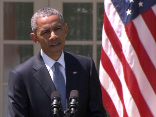 Obama: There's 'No Excuse' for Violence in Baltimore